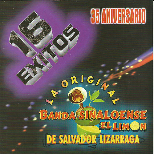 15 Exitos by La Arrolladora Banda El Limon