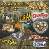Las Maquinarias Del Sax by Various Artists