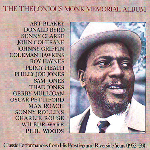 The Thelonious Monk Memorial Album by Thelonious Monk