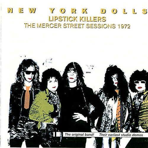 Lipstick Killers by New York Dolls