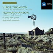 American Classics: Virgil Thomson by Various Artists
