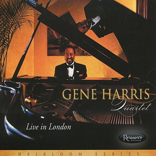 Live In London by Gene Harris