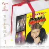 Le Zénith de Papa Wemba, vol. 1 (Live 1999) by Papa Wemba