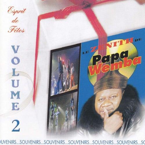 Le Zénith de Papa Wemba, vol. 2 (Live 1999) by Papa Wemba