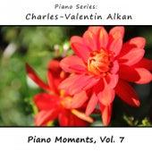 Charles-Valentin Alkan: Piano Moments, Vol. 7 by James Wright Webber