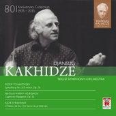 Djansug Kakhidze the Legacy, Vol. 3 by Djansug Kakhidze