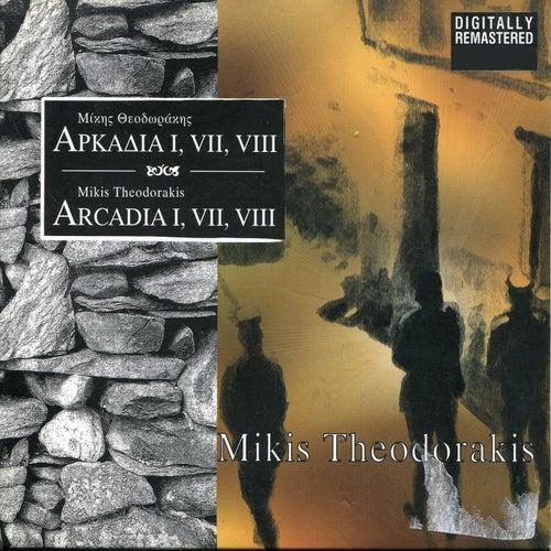 Arkadia 1, 7, 8 [Αρκαδία 1, 7, 8] by Mikis Theodorakis (Μίκης Θεοδωράκης)