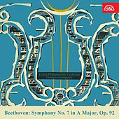 Beethoven:  Symphony No. 7 by Czech Philharmonic Orchestra