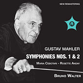 Mahler: Symphonies Nos. 1 & 2 by Various Artists