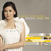 Music and Me by Sarah Geronimo