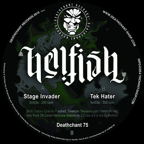 Stage Invader by Hellfish