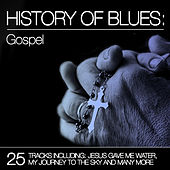 History of Blues: Gospel von Various Artists