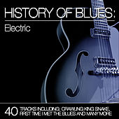 History of Blues: Electric von Various Artists