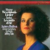 Wagner: Wesendonk Lieder - Berlioz: Les nuits d'été von Jeffrey Tate