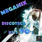 Medley Non Stop Super Discoteca Dance 90 Megamix: Life / Batucada / Bip Bip / Apoache / Keep on Loving / Pop Corn / Boom / Happy Nation / O Canto da Cidade / Rich Girl / Numb / Night Fever / Let Me Take You Higher / I'm Not in Love / Rototom by Disco Fever
