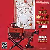 Great Ideas Of Western Mann by Herbie Mann