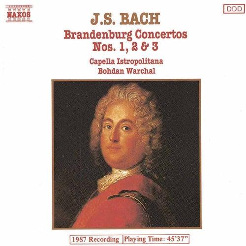 Brandenburg Concertos Nos. 1, 2 and 3 (1988) by Johann Sebastian Bach