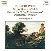 String Quartets Vol. 5 by Ludwig van Beethoven