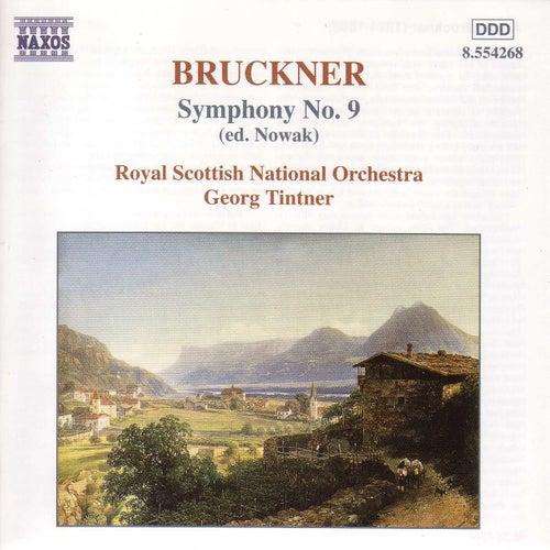 Symphony No. 9 by Anton Bruckner