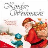 Kinder-Weihnacht (Die 40 schönsten Kinderlieder / Weihnachtslieder / Kinderweihnachtslieder) by Der Nymphenburger Kinderchor