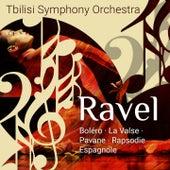 Ravel: Boléro - La valse - Pavane - Rapsodie espagnole by Various Artists