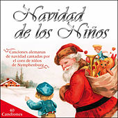 Navidad de los Niños (40 Canciones Alemanas de Navidad Cantadas por el Coro de Niños de Nymphenburg) by Der Nymphenburger Kinderchor