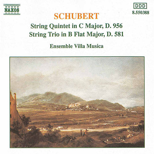 String Quintet in C Major / String Trio in B Flat Major by Franz Schubert