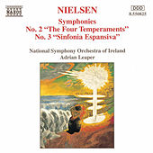Symphonies Nos. 2 and 3 by Carl Nielsen