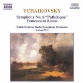 Symphony No. 6 'Pathetique' by Pyotr Ilyich Tchaikovsky