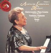 Mozart: Sonatas & Fantasias by Alicia De Larrocha