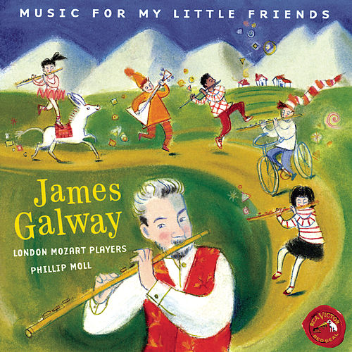 Music for My Little Friends by James Galway