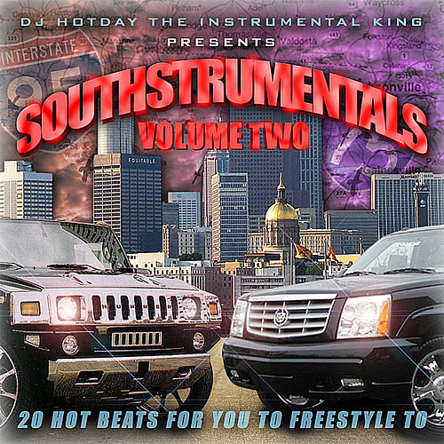 Southstramentals 2 by Dj Hotday