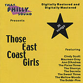 Compilation Cd by Those East Coast Girls