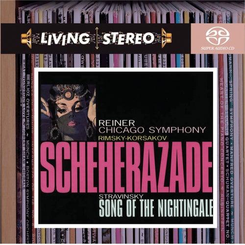 Rimsky-Korsakov: Scheherazade by Fritz Reiner