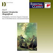Bach: Easter Oratorio & Magnificat in D Major by New York Philharmonic