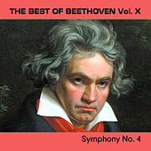 The Best of Beethoven Vol. X, Symphony No. 4 by Simfonični Orkester RTV Ljubljana