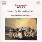 Sonatas for Harpsichord Vol. 6 by Padre Antonio Soler