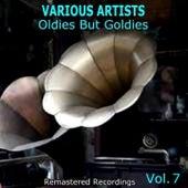 Oldies but Goldies, Vol. 7 von Various Artists