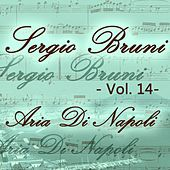 Sergio Bruni: aria di Napoli, Vol. 14 by Various Artists