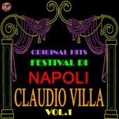 Original Hits Festival di Napoli: Claudio Villa, Vol. 1 by Claudio Villa