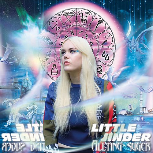 Allting suger by Little Jinder