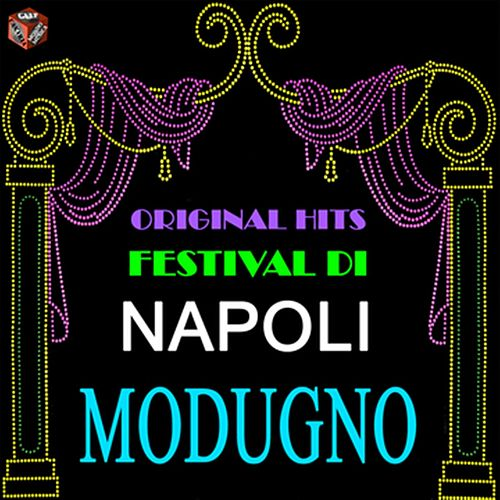 Original Hits Festival di Napoli: Domenico Modugno by Domenico Modugno