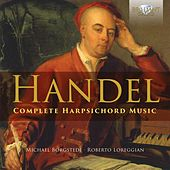 Handel: Complete Harpsichord Music by Various Artists