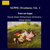 Overtures Vol. 1 by Franz von Suppe