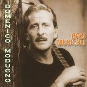 Basi musicali dei successi di Domenico Modugno by Genny Day