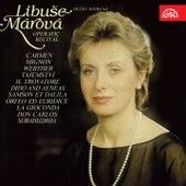 Libuše Márová  Operatic Recital by Libuše Márová