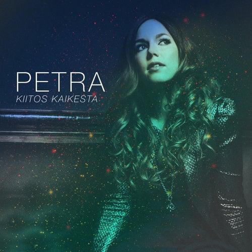Kiitos kaikesta by Petra