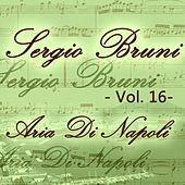 Sergio Bruni: aria di Napoli, Vol. 16 by Various Artists