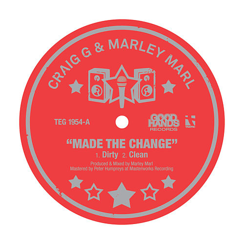 Made The Change / Deep Down by Marley Marl