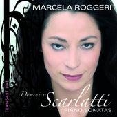 Scarlatti : Sonates pour piano - Piano sonatas by Marcela Roggeri